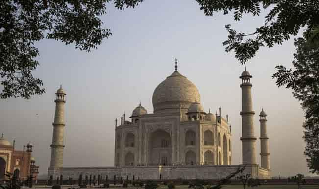 General Views of Agra In India