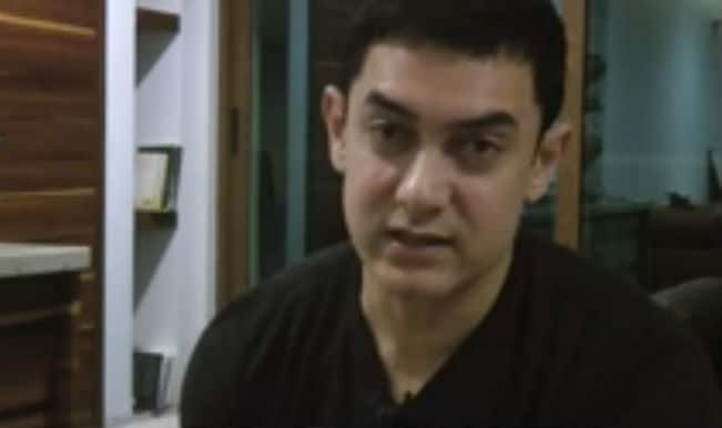 One Billion Rising – Watch Aamir Khan's video message against domestic violence