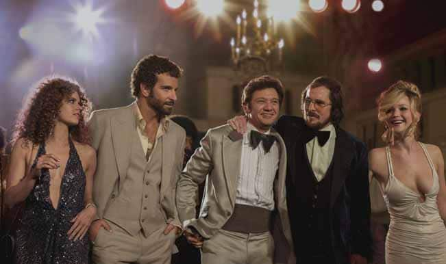 American Hustle and Gravity dominate Oscar 2014 nominations with 10 nods