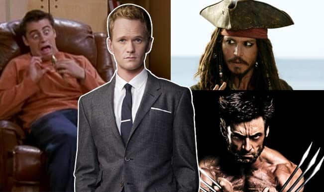 Sheldon, Barney, Joey or Captain Jack Sparrow – who's your favourite breakout character?