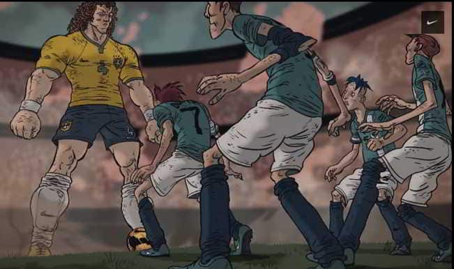 'Dare to be Brasilian' – the most imaginative football ad ever made?