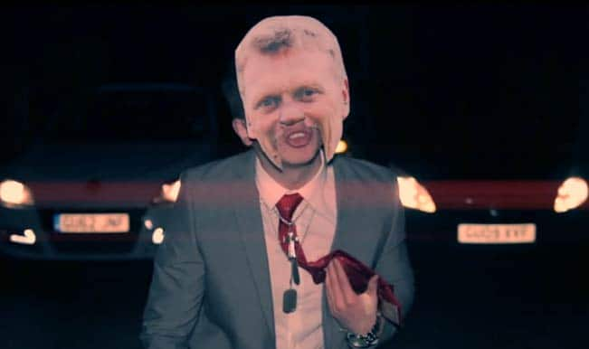 When football managers turn into rappers: David Moyes got swag