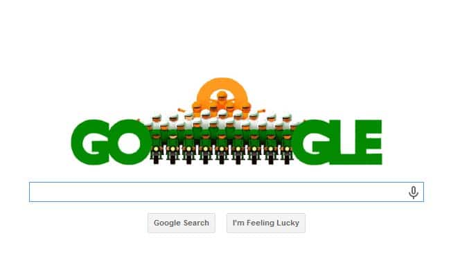 Google celebrates India's 65th Republic Day with an amazing Google Doodle