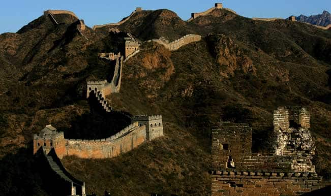 Cityscapes Of Beijing - The Great Wall