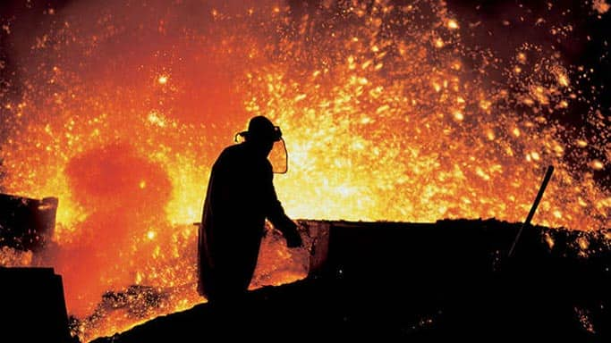 Industrial production declines to 2.1 in November