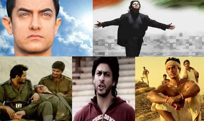 Top 20 new age patriotic songs in India