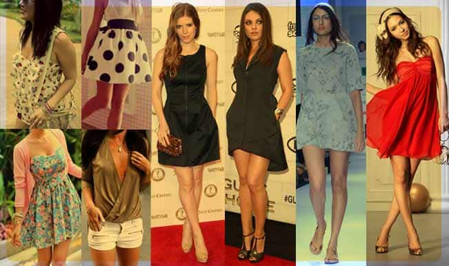 Fashion Tips For Short Girls You can wear a really short