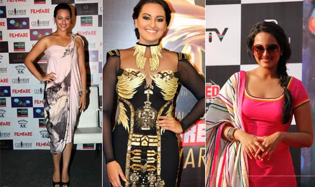 sonakshi crappy clothes