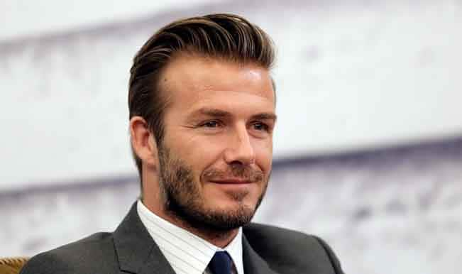 David Beckham Visits China - Day 4