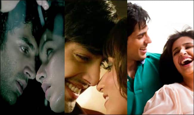 Bollywood's most romantic songs
