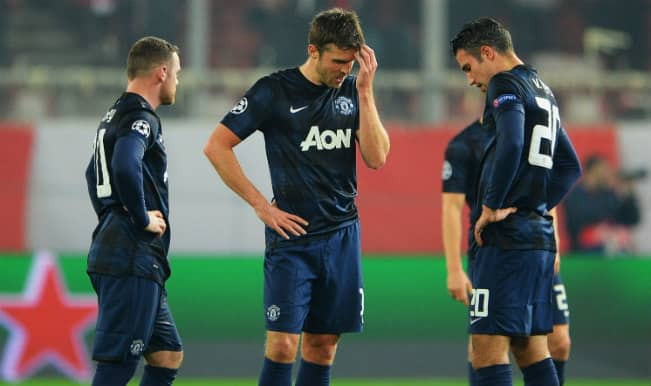 Toothless Manchester United tamed by Olympiakos in the Champions League