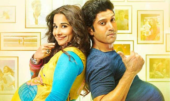 Shaadi Ke Side Effects movie review: Vidya Balan, Farhan Akhtar excel in funny take on man-woman equation