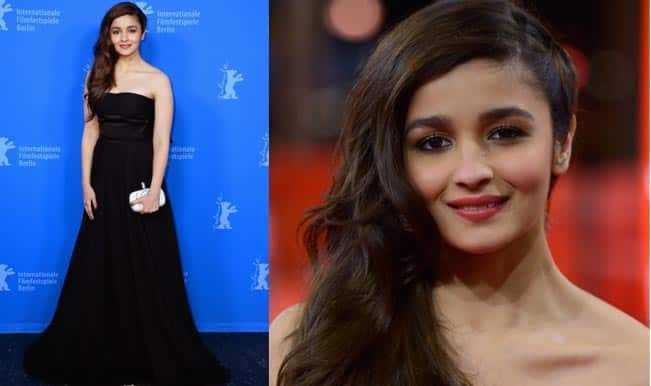 Alia Bhatt woos audience at the Berlin Film Festival
