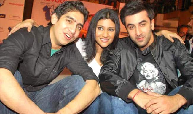 Wake Up Sid director Ayan Mukerji, Konkona Sen Sharma and Ranbir Kapoor