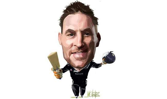 Brendon McCullum: The records he broke and made