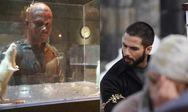 Emraan Hashmi in Mr X and Shahid Kapoor in Haider