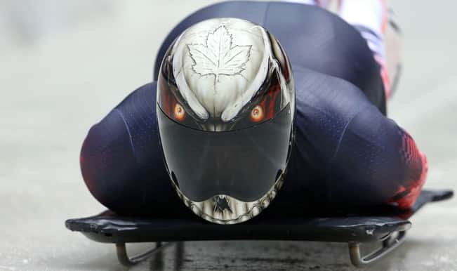 Coolest skeleton helmets from the Sochi Winter Olympics