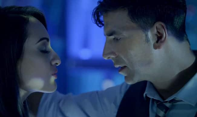 Holiday trailer: Akshay Kumar and Sonakshi Sinha are killing us with lack of creativity