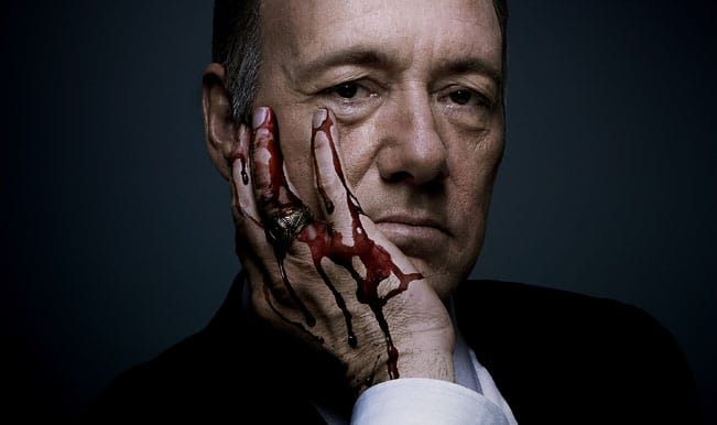 House of Cards premieres: Underwood strikes again