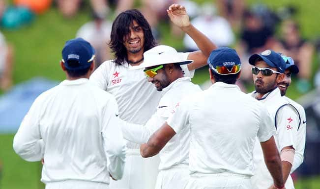 Ind vs NZ, 2nd Test: Ishant Sharma puts India on top with career-best six-for