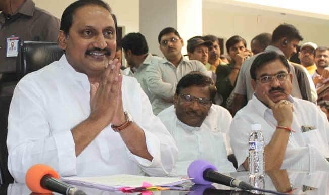 Kiran Kumar Reddy: Sonia Gandhi's hand-picked chief minister turns a rebel