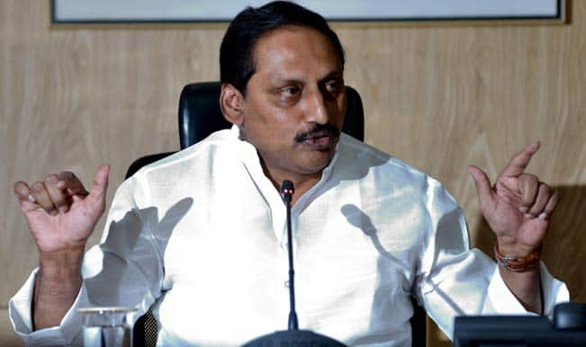 Andhra chief minister Kiran Reddy resigns; quits Congress