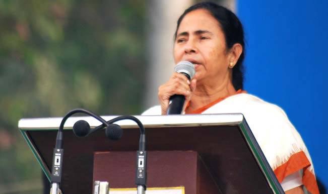 Mamta Banerjee finds passing of Telangana Bill illegal