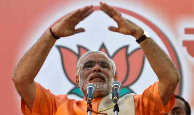 Statue of Unity an example of thinking big: Narendra Modi