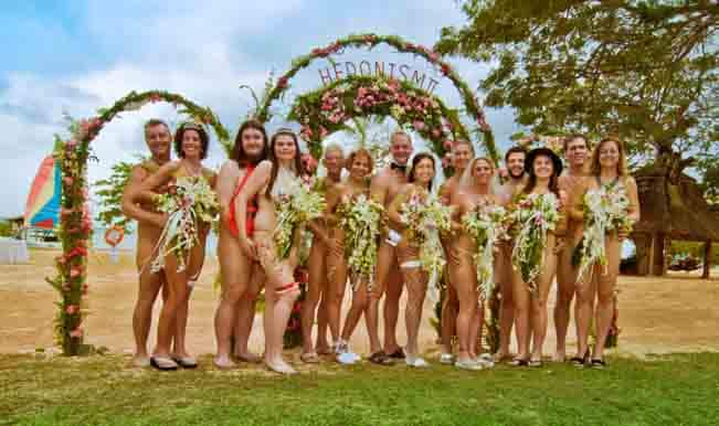 Naked Wedding