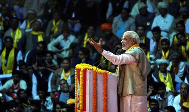 Third Front will make India third grade: Narendra Modi