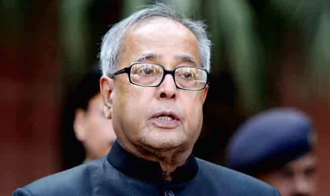 Institutional changes needed to curb food inflation: President Pranab