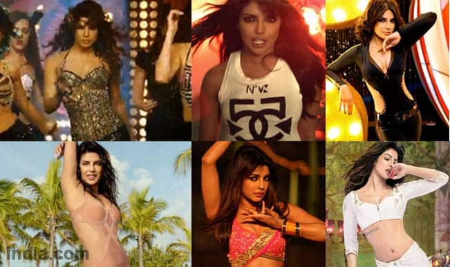 Watch: Priyanka Chopra dance numbers