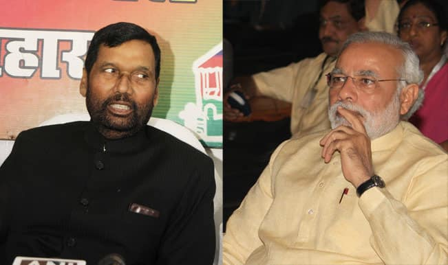 Ram-Vilas-Paswan-Modi