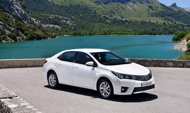 Auto Expo 2014: Toyota showcases all new Corolla Altis