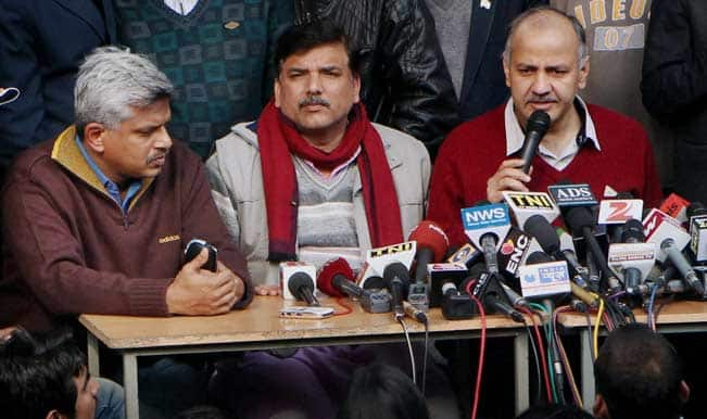 Aam Aadmi Party to release second list of candidates for the polls