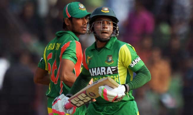 Bangladeshi-cricketers-Anamul-Hoque-Bijoy-(R)-and-Mushfiqur-Rahim