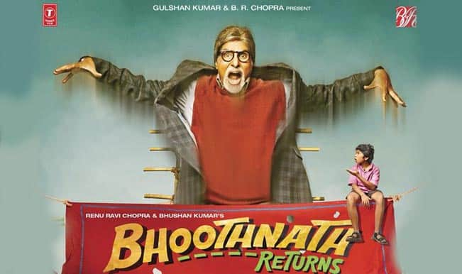 Amitabh Bachchan_Bhoothnath-Returns