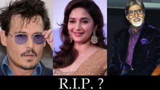 Amitabh Bachchan, Aishwarya Rai Bachchan, Lady Gaga: Top 10 celebrity death hoaxes in recent times!