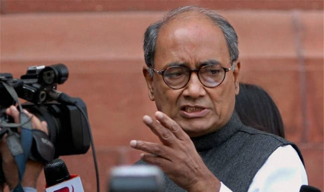 Jayalalithaa's move to free Rajiv Gandhi killers shocks Digvijay Singh