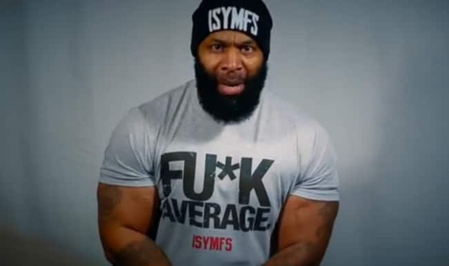 Is trainer CT Fletcher the best motivational speaker?