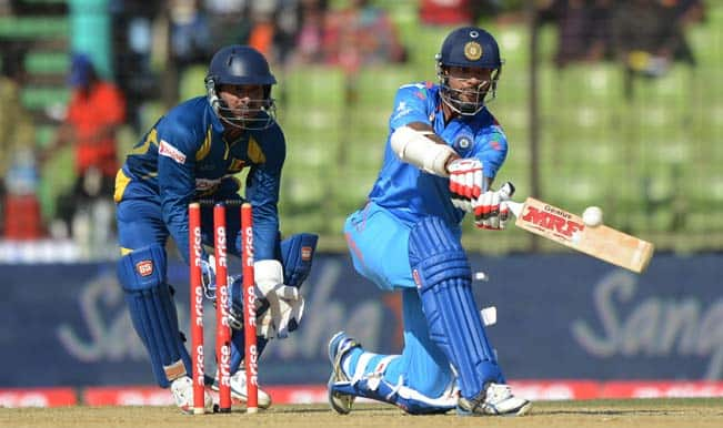 Asia Cup: India lose to Sri Lanka by 2 wickets