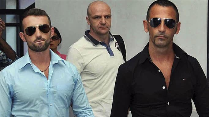 Italian marines case: Rome claims 'firmness' forced India to go soft