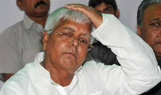 Lalu Prasad says Nitish Kumar conspired to split RJD