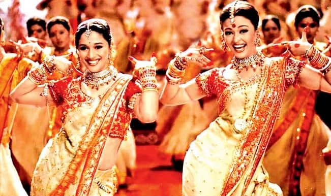 Madhuri Dixit and Aishwarya Rai in Dola Re from Bhansali's Devdas