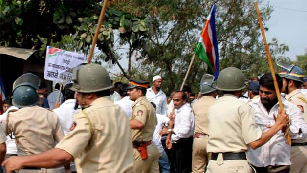 mns protest