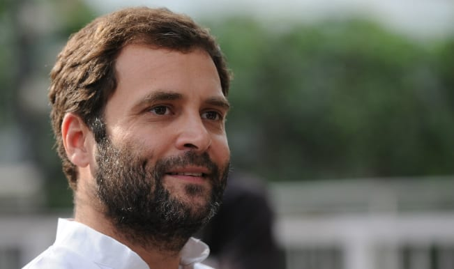 Rahul Gandhi appeals for support of passage for 6 anti-graft bills
