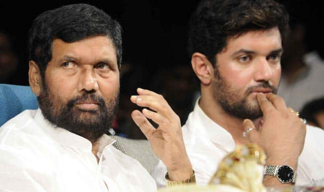 Cautious BJP Seals Seat-sharing Deal With LJP, RS Seat Likely For Ram Vilas Paswan; Announcement Today