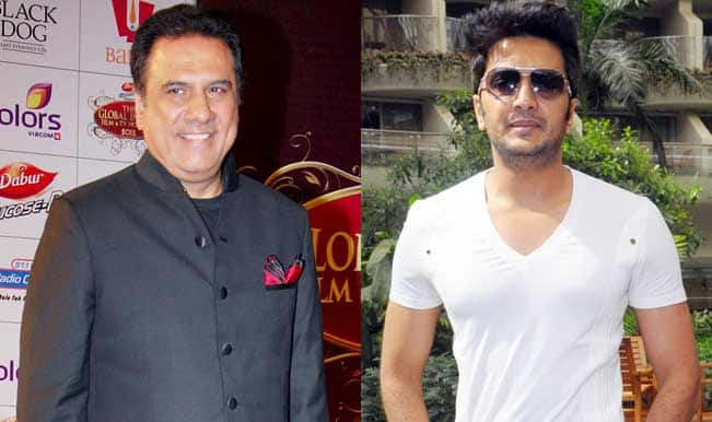 Riteish Deshmukh and Boman Irani