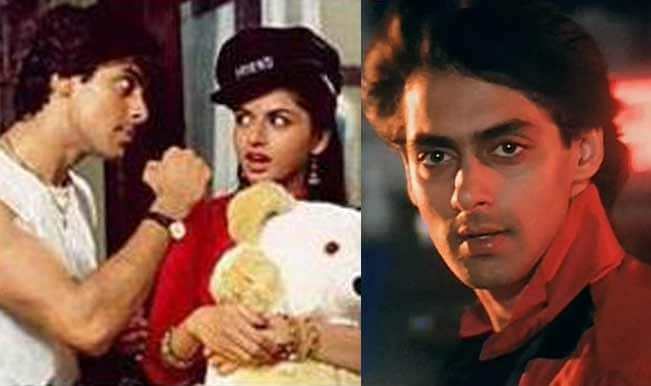 Salman Khan in Maine Pyar Kiya