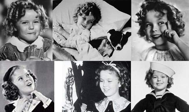 Shirley Temple: Unknown facts about Hollywood's favourite child star